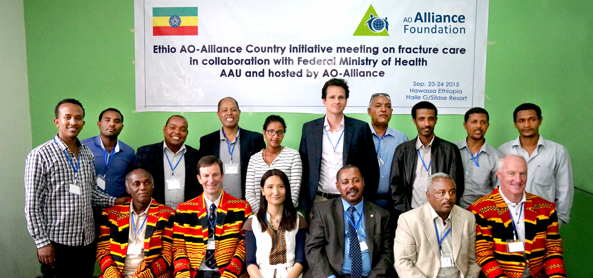 AO Alliance meeting participants