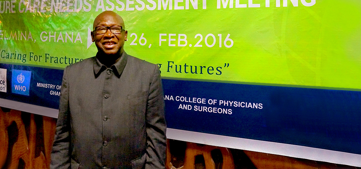 A vision for fracture care in Africa