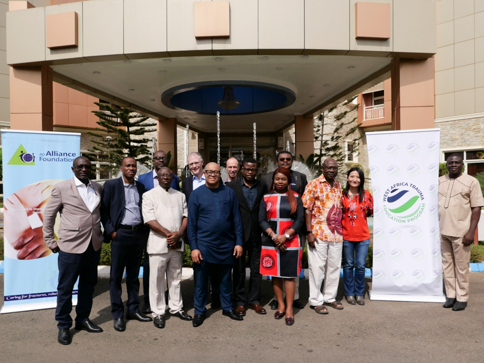 One Nigeria: AO Alliance, AO and Johnson & Johnson Foundation collaborate to improve the care of the injured in Nigeria