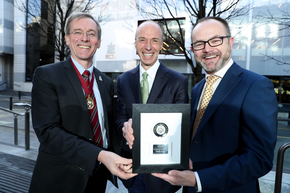 AO Alliance delivers the Johnson and Johnson Lecture in Ireland