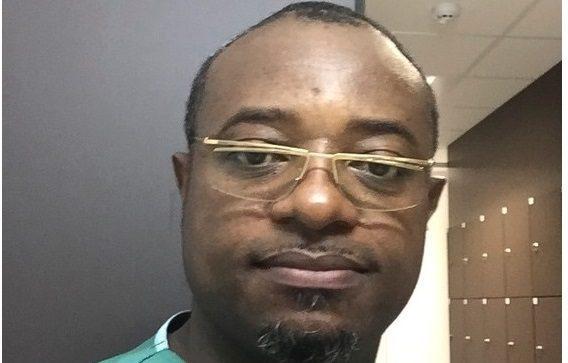 Faculty Profile: Dr Désiré Olama Atangana trauma fellowship in Belgium