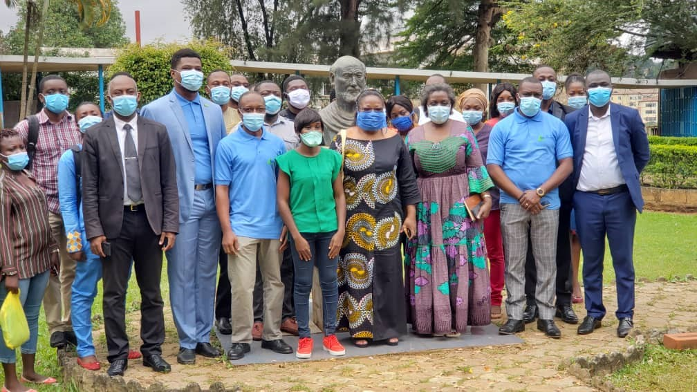 AO Alliance provides PPE to countries of its network in Africa and Asia