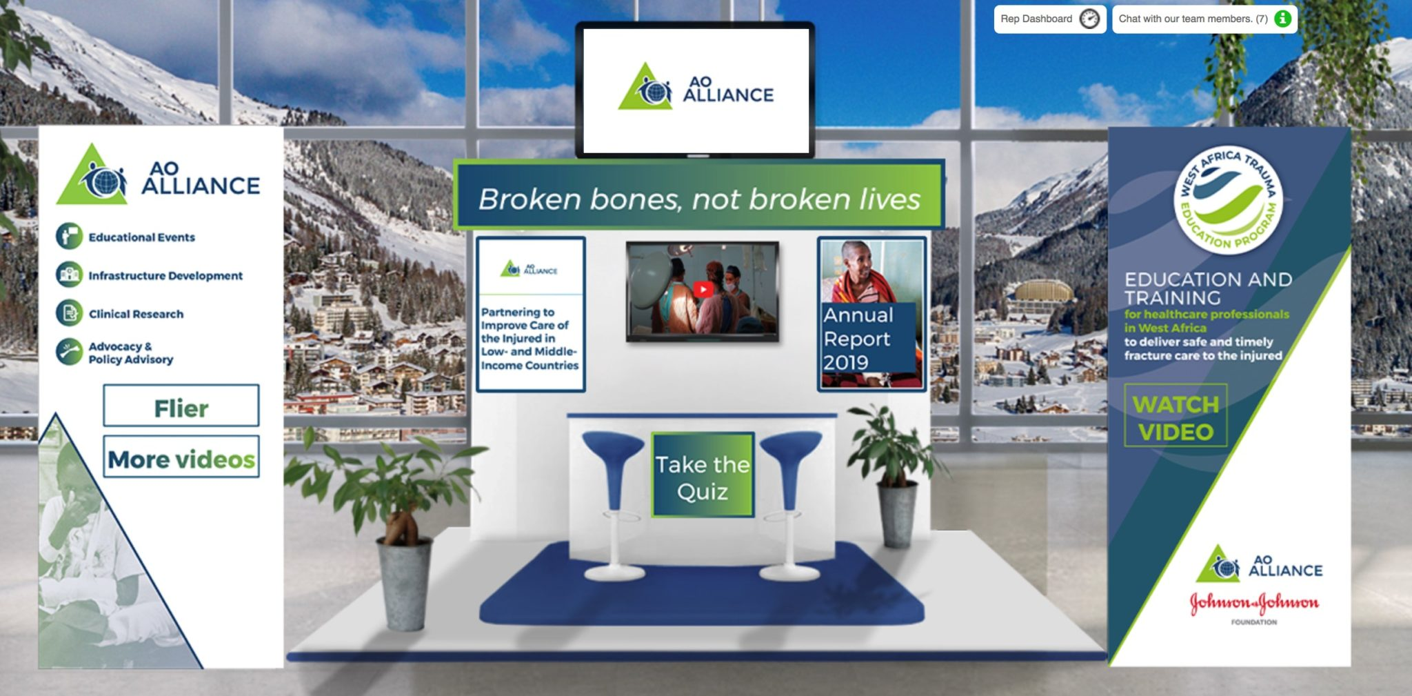 AO Alliance at the virtual edition of the AO Davos Courses 2020