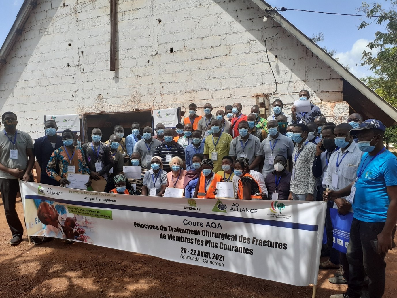 First AO Alliance educational events for the Adamaoua region held in Ngaoundal, Cameroon