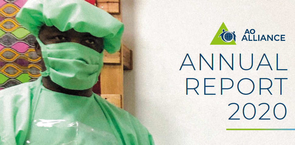 2020 Annual Report now available online