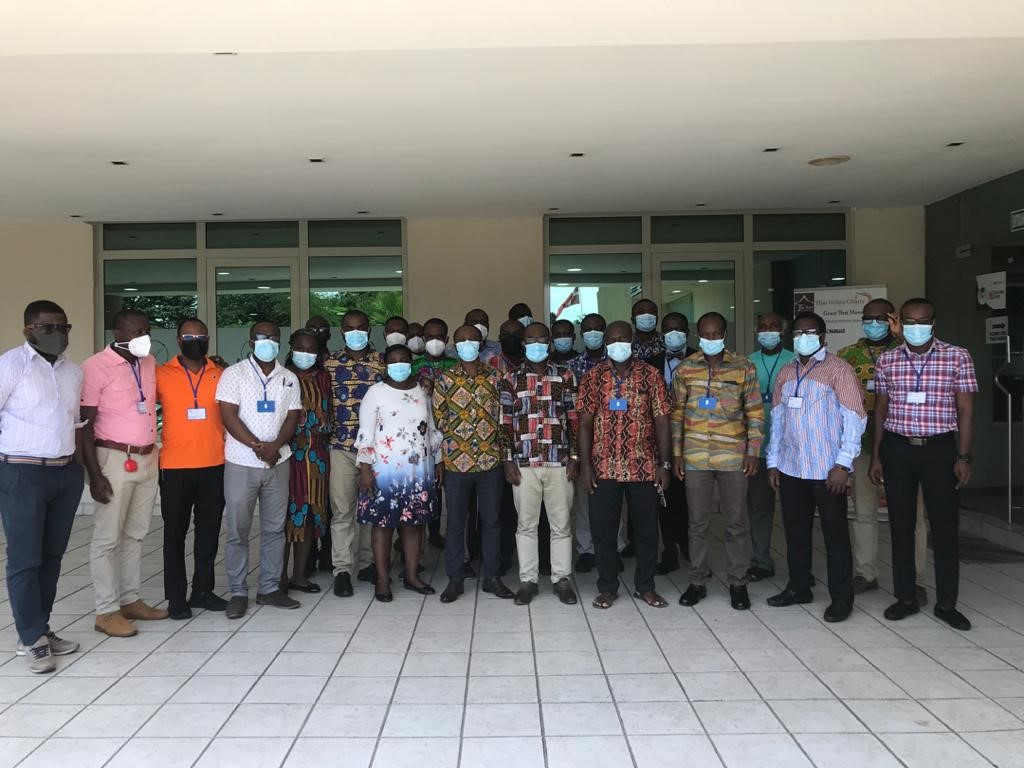 First AO Alliance seminar on spine fracture management in Accra, Ghana